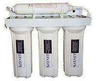 Бытовой фильтр для очистки питьевой воды ZENET WP-3, фото 1  × Бытовой фильтр для очистки питьевой воды ZENET
