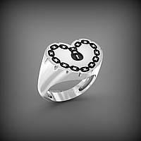 """Женское кольцо """"Тайна Любви"""" серебро 925"""