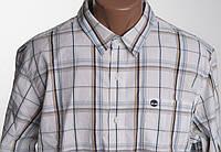TIMBERLAND  рубашка д/р размер XL ПОГ 64  см  б/у ОТЛИЧНОЕ СОСТОЯНИЕ