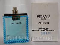 Демонстрационный тестер Versace Man Eau Fraiche Tester