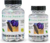 Пикногенол – оптимальное сочетание двух эффективнейших природных антиоксидантов