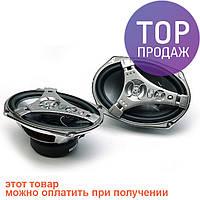 Комплект овальной коаксиальной автомобильной аккустики BM BOSCHMANN XLR-9949S / авто товары