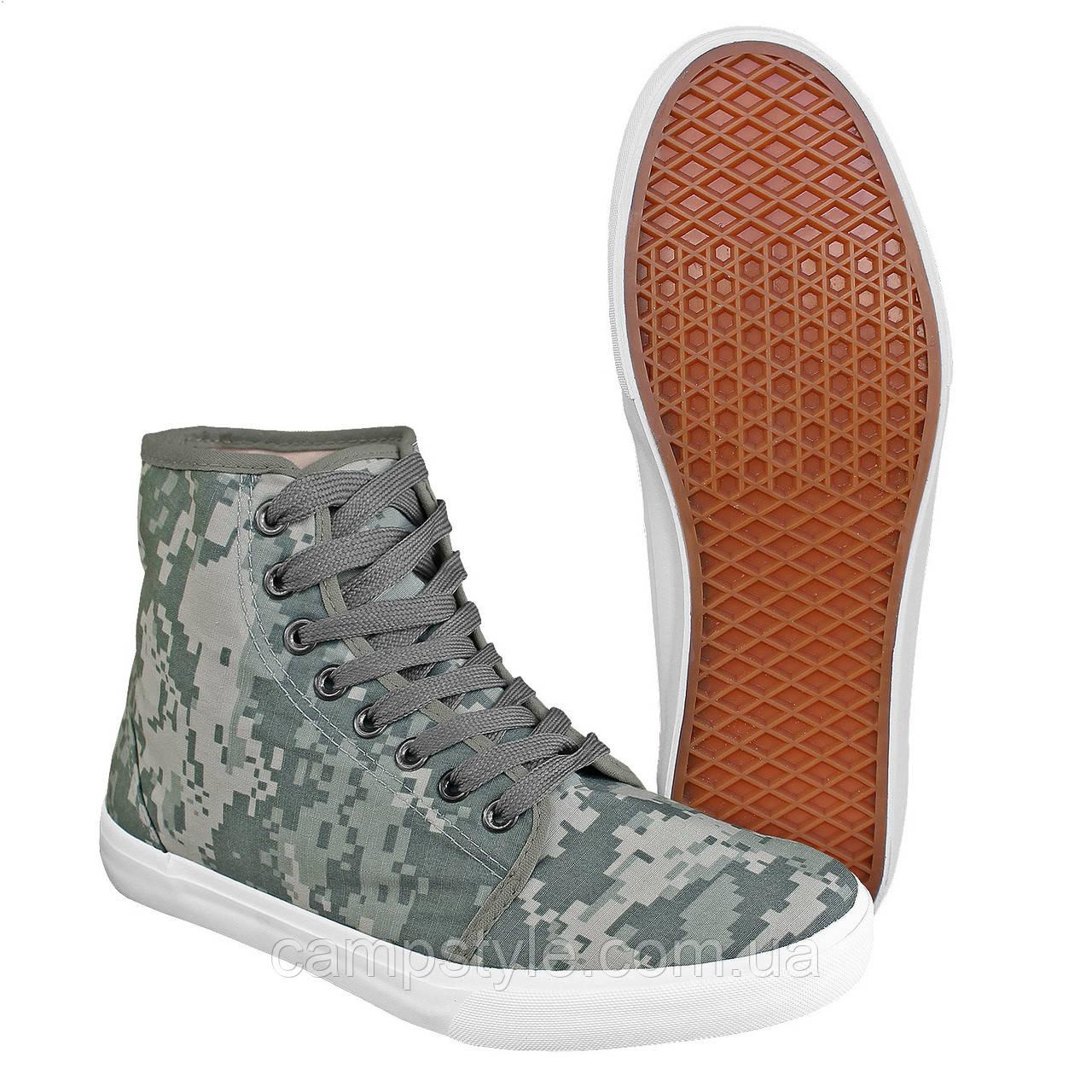 Кеды Mil-tec At-Digital Army Sneaker