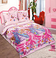 Комплект детского постельного белья подростковый Мечта красавицы