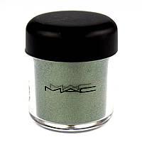 Рассыпчатые тени для век MAC Teal копия