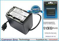 Аккумулятор Sony DCR-SX83E/S (1950mAh ) CameronSino