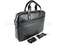 Кожаная сумка для ноутбука 9957-NCt
