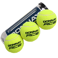 Теннисные мячи DONNAY ACE, 3 мяча