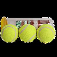 Теннисные мячи SMASH, 3 мяча