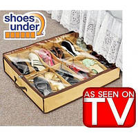 Органайзер для обуви Shoes Under Шуз Андер ZN