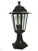 Светильник садово-парковый ERGUVAN-2-BLACK, фото 1
