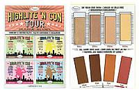 Палетка для контурирования Highlite 'N Con Tour Highlight & Contour Palette