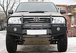 Силовий бампер Toyota Hi-Lux `12+, фото 4