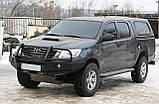 Силовий бампер Toyota Hi-Lux `12+, фото 3