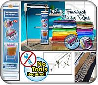 Multifunctional clothes rack,компактная сушилка для белья, сушилка для одежды, напольная сушилка для белья