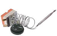WY200C-E  — Термостат для фритюрницы, капиллярный с ручкой, Toff=200, L трубки 850мм, однофазный, 250V, 16A