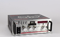 Усилитель AMP 705, стерео усилитель мощности звука, портативный усилитель звука с динамиком