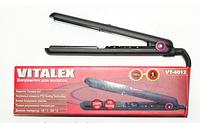 Выпрямитель для волос Vitalex VT-4012, щипцы для выпрямления волос, плойка для волос керамика