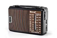 Радиоприемник GOLON RX-608AC, Портативное радио, Портативный приемник, Фм приемник, FM приемник