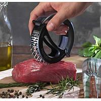 Тендерайзер для мяса, Meat Tenderizer, Размягчитель для мяса, Прибор для отбивания мяса