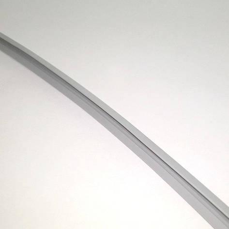 Уплотнитель для стекла, толщина  2 мм, фото 2