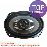 Автомобильная акустика колонки овалы UKC-6983S 440W/аксессуары для авто