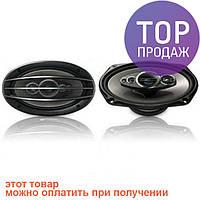 Автомобильная акустика колонки UKC-6994R 3000W/аксессуары для авто