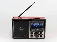 Радио RX 1417, радиоприемник, портативная колонка, радио на аккумуляторе, ФМ приемник, FM радио, радио с mp3