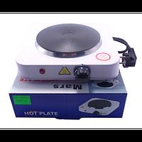 Электрическая плита Domotec HP 100A, 1 конфорочная настольная плита, электроплитка настольная