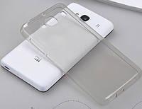 Силиконовый прозрачный чехол для Xiaomi Redmi 2 / Hongmi 2