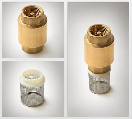 Фото фильтр сетка для обратного клапана