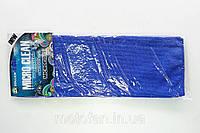 """Салфетка микрофибра голубая (ZP -005) (400шт.) """"ZOLLEX"""", фото 1"""