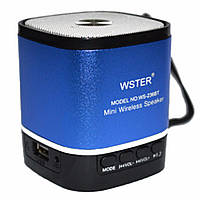 Супер цена Портативная bluetooth колонка WS-236 BT