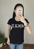 """Женская красивая футболка """"Vogue"""" (9 цветов)"""