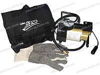 Компрессор AERO AKG-57 150psi/14Amp/35л/прикур.+перчатки