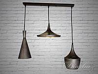 Тройной светильник в стиле The Beat 7756-3L