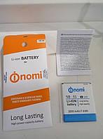 Оригинальный аккумулятор Nomi i503 (NB-56)