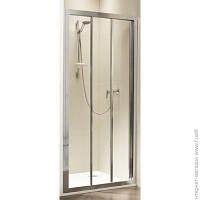 Двери Для Душевой Кабины Radaway Treviso DW 120 chrome/brown (32333-01-08N)