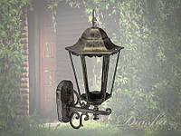 Светильник  садово-парковый DJ052-M-W3 SL