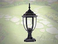 Светильник  садово-парковый DJ032-Y1 BK