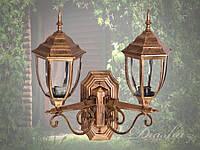 Светильник  садово-парковый DJ032-W8 GB