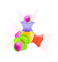 Интерактивная игрушка Bkids Светящаяся труба с шариками (01752)
