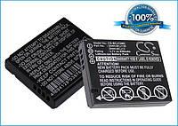 Аккумулятор PANASONIC Lumix DMC-LX7GK (850mAh ) CameronSino