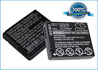 Аккумулятор PANASONIC Lumix DMC-LX7W (850mAh ) CameronSino