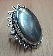 "Яркое кольцо с пиритом ""Золотое"", размер 18  от Студии  www.LadyStyle.Biz, фото 1"