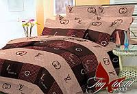 ТМ TAG Комплект постельного белья BR887 семейный