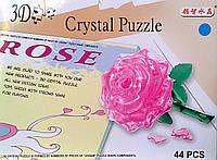 """9001 3D кристалл-пазл """"Роза"""""""