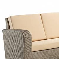 Мягкая сидушка для прямого мебельного элемента Barbados