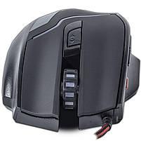 ➨Игровая мышь ZELOTES Т-10 для компьютера ноутбука 7200dpi подсветкой проводная универсальная, фото 6