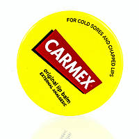 Лечебный бальзам для губ Carmex 15 мл классический External Analgesic